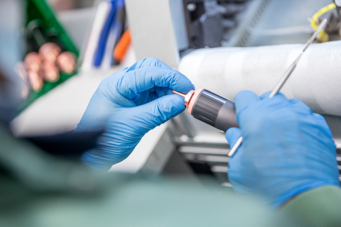 Tailor-made EAS solutions
