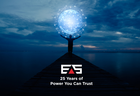 EAS: 25 years of innovation and pioneering know-how. Photo: Urupong