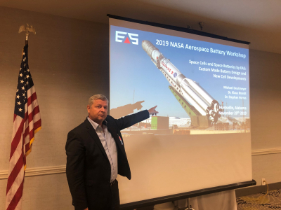 EAS at NASA